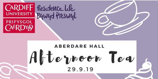 Afternoon Tea at Aberdare Hall