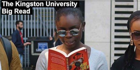 The Kingston University Big Read Anniversary tickets