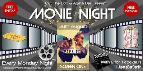 Monday Night Movies - Papillion tickets