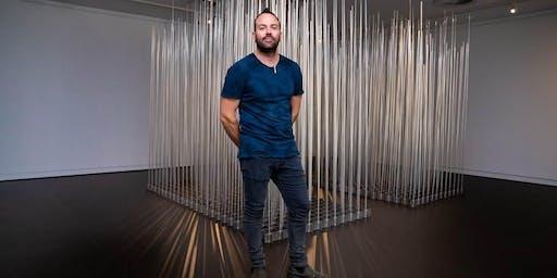 FOLWAG series: Studio Visit with Miik Green