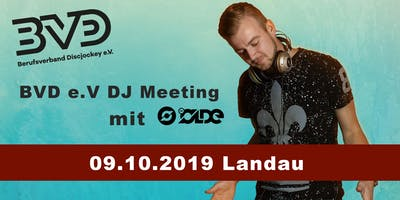 BVD e.V. DJ-Meeting in Landau / Pfalz