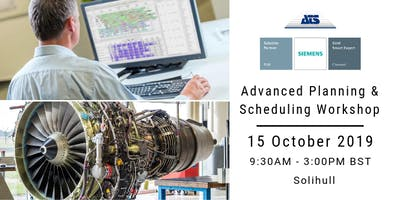 Aerospace Advanced Planning & Scheduling Workshop