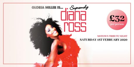 Supremely Diana Ross tickets