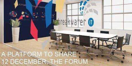 Breakwater IT Platform to Share tickets