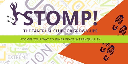 STOMP! The Tantrum Club for Grown-Ups