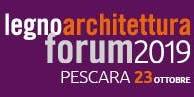 PESCARA - forum LA - Progettare con il legno: strategie, tecnologie, esperienze