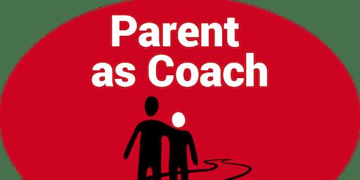 Parent as Coach