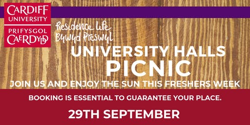 University Halls Picnic