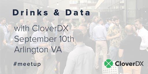 Drinks & Data with CloverDX