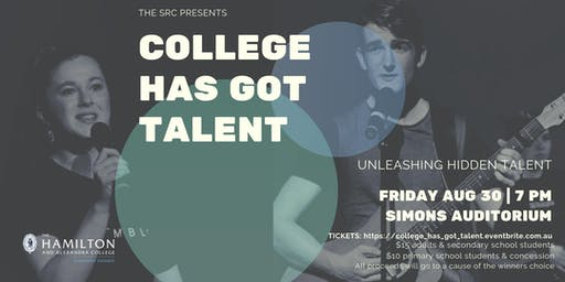 College Has Got Talent