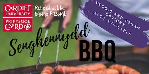 BBQ at Senghennydd Hall