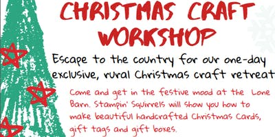 1-day Exclusive Rural Christmas Craft Retreat at 17th Century Lone Barn