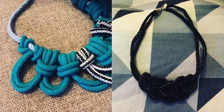Macrame Jewellery Making PARTY! tickets