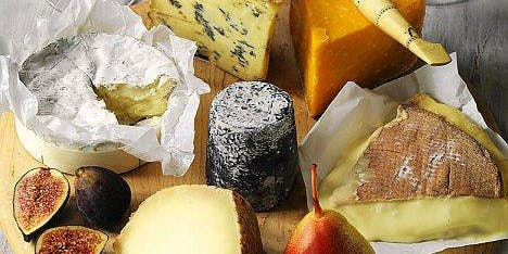 Cheese Tasting Evening