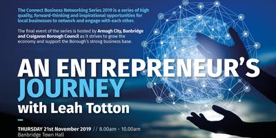 Connect Networking Series: An Entrepreneur's Journey