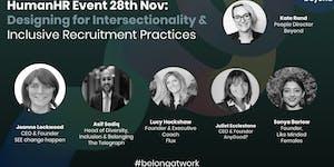 Beyond D&I Panel Talk & Experts |Designing for...