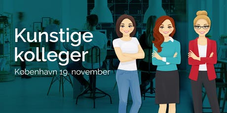 Kunstige kolleger  KBH 19. november tickets
