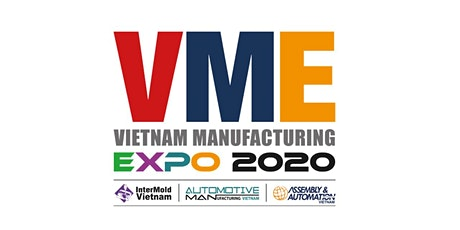 Vietnam Manufacturing Expo 2020 tickets