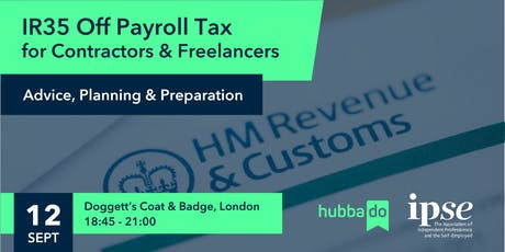 IR35 Preparation & Planning for Contractors with IPSE tickets