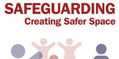 Advanced Module Safeguarding Training tickets