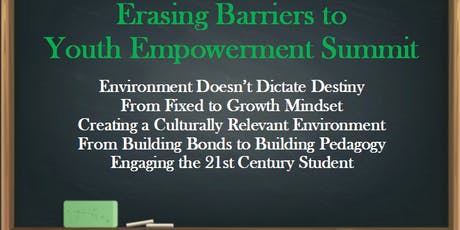 Empowering Youth by Erasing Barriers tickets