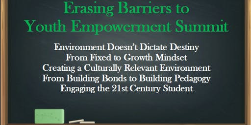 Empowering Youth by Erasing Barriers