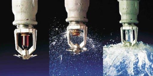 AJA CPD Seminar: Fire Sprinklers - Protecting Homes and People