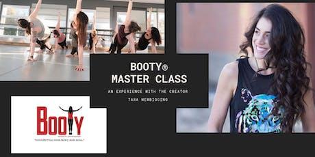 Whitecourt: BooTy® Master Class with the creator Tara Newbigging tickets