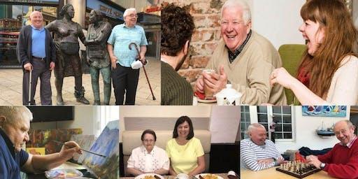 Alzheimer's Society Side by Side Celebration