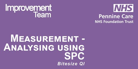 Bitesize Measurement – Analysing data using SPC C2 tickets