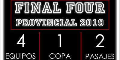 Final Four Provincial 2019