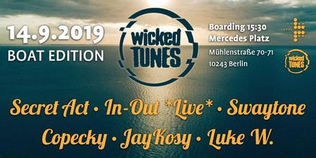 Wicked Tunes *Boat Edition* Tickets