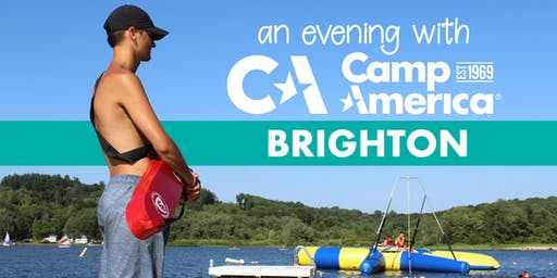 Camp America - 'An evening with Brighton'