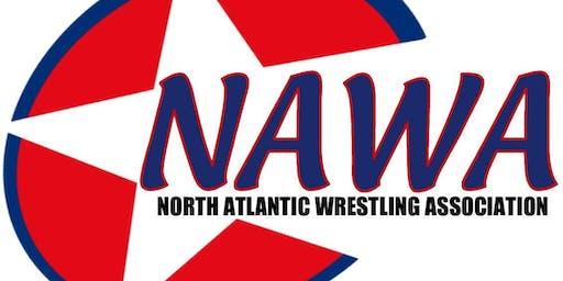 North Atlantic Wrestling Association at Geno's Rock Club