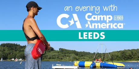 Camp America - 'An evening with Leeds'  tickets