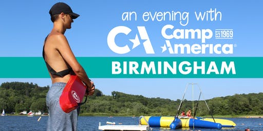 Camp America - 'An evening with Birmingham'