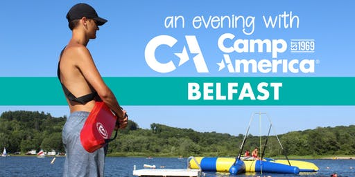 Camp America - 'An evening with Belfast'