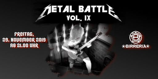 Metall Battle IX