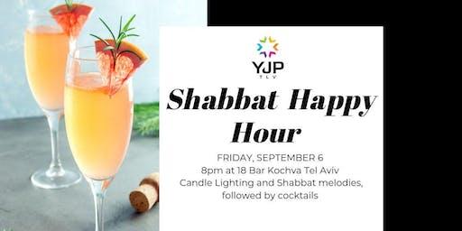Shabbat Happy Hour