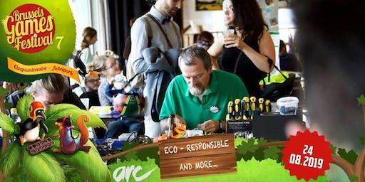 Repair Café spécial Jeux et Jouets organisé par l'ARC au BGF