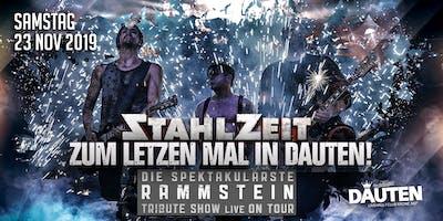 Stahlzeit - Zum letztes Mal in Dauten!