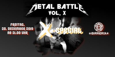 Metall Battle X Special Edition