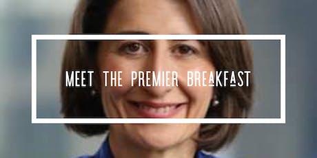 Meet The Premier Breakfast tickets