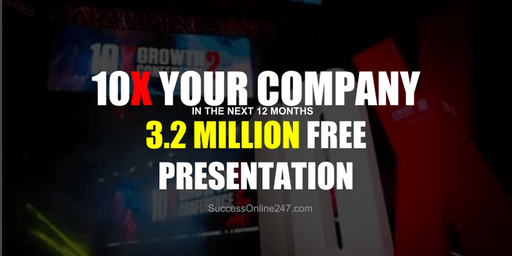 10X Your Company In The Next 12 Months - Wahring