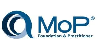 Management of Portfolios – Foundation & Practitioner 3 Days Training in Reading