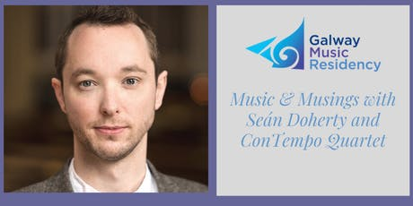 Music & Musings with Seán Doherty  tickets