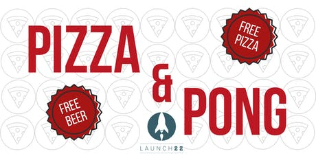 Pizza and Pong Networking tickets