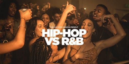 Hip-Hop vs RnB - East