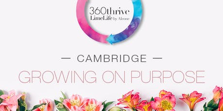 LimeLife by Alcone - Growing on Purpose - Cambridge tickets