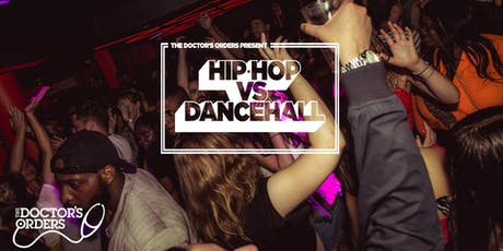 HIP-HOP vs DANCEHALL  tickets